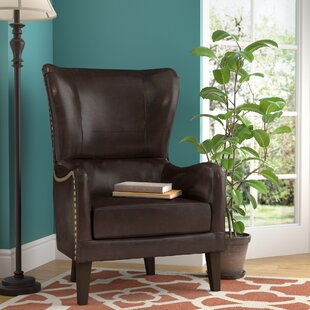 Bramhall Bonded Leather Club Chair