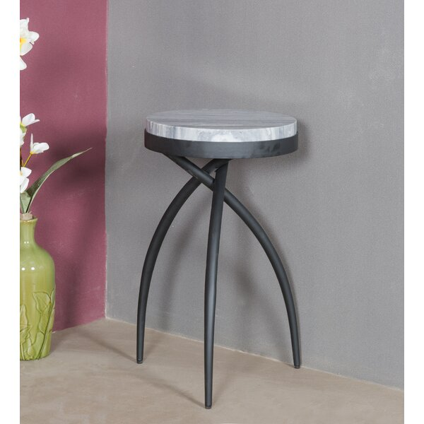 Coreopsis End Table by Ivy Bronx
