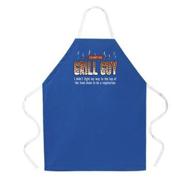 Grill Guy Apron by Attitude Aprons by L.A. Imprints