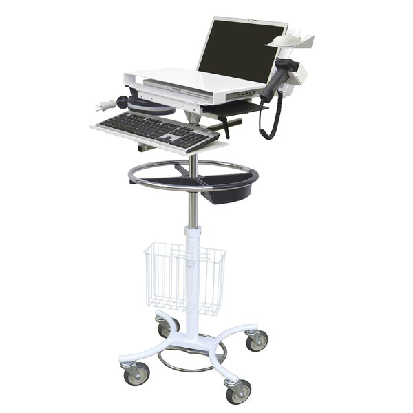 AV Cart Base by Omnimed