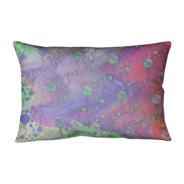 Avicia Indoor/Outdoor Polka Dot Lumbar Pillow
