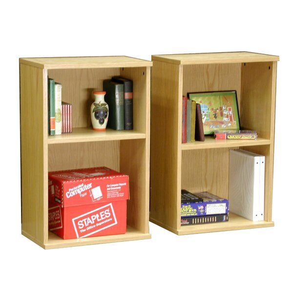 Heirloom Cube Unit Bookcase (Set of 2) by Rush Furniture