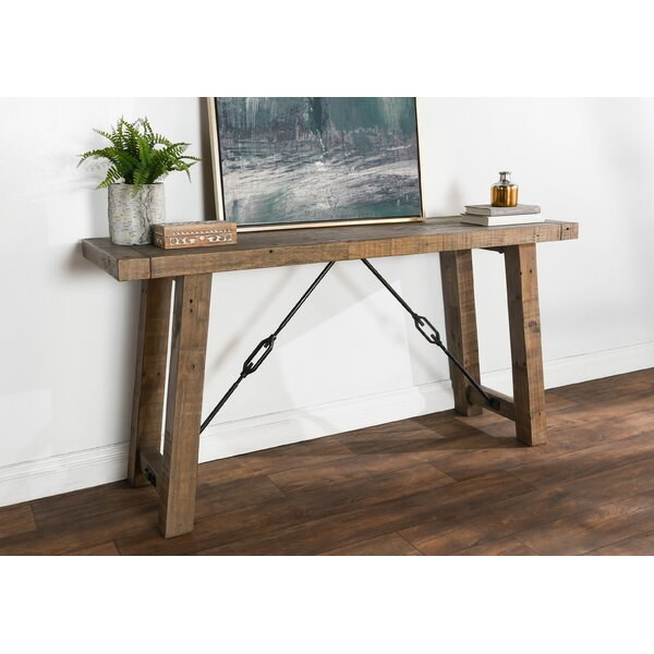 Review Kellerman Console Table