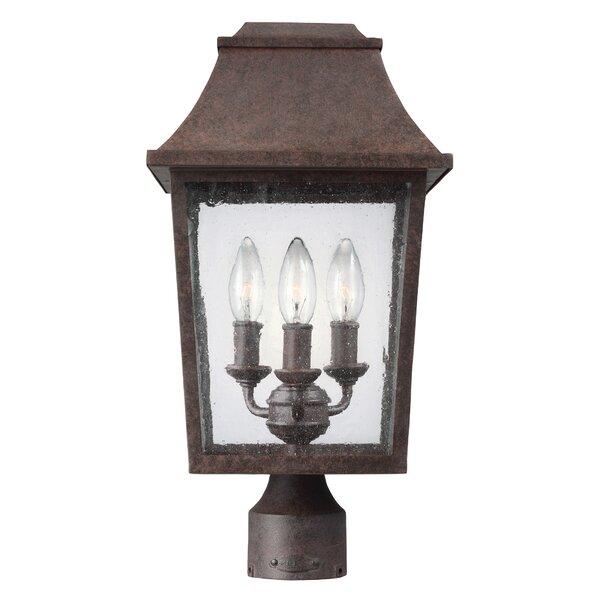 Ardin 3-Light Lantern Head by August Grove