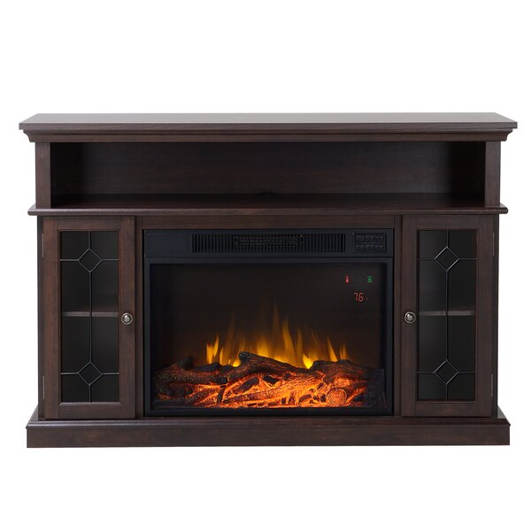 Orleans 51.6 TV Stand with Fireplace by Homestar