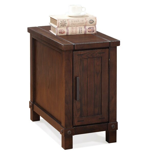 Vanleuven End Table By Millwood Pines by Millwood Pines Top Reviews