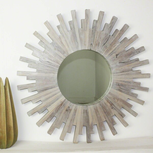 Deshazo Branch Accent Mirror by World Menagerie