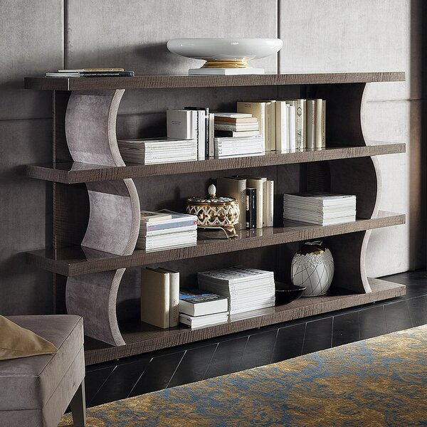 Dune Standard Bookcase by Rossetto USA