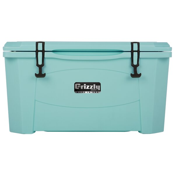 60 Qt. RotoMolded Cooler by Grizzly Coolers