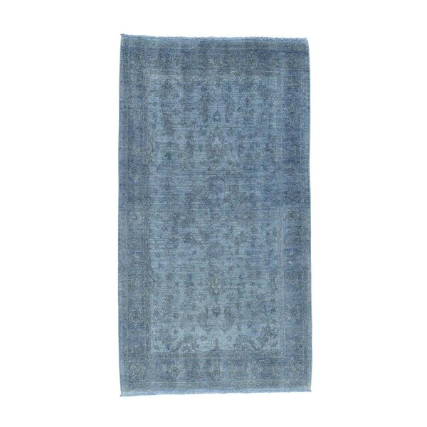 One-of-a-Kind Bagby Hand-Knotted Area Rug by Isabelline
