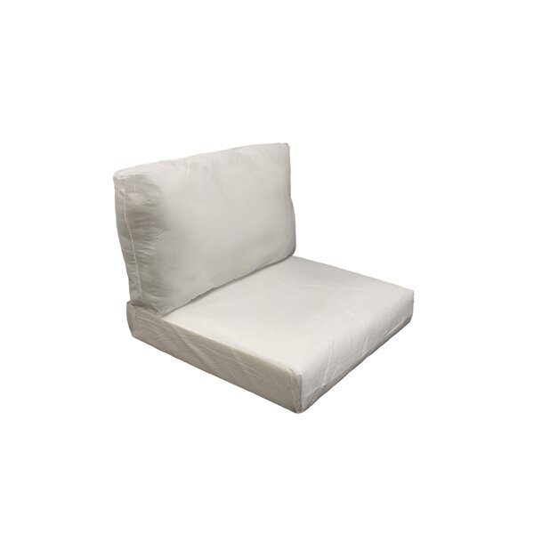 Miami 10 Piece Outdoor Lounge Chair Cushion Set by TK Classics
