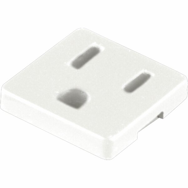 Grounded Convenience Outlet by Progress Lighting