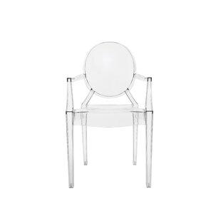 Phenomenal Louis Ghost Armchair Set Of 2 Beatyapartments Chair Design Images Beatyapartmentscom