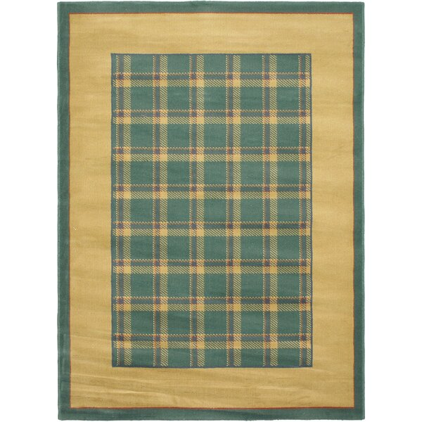 Annabel Yellow/Green Area Rug by Astoria Grand
