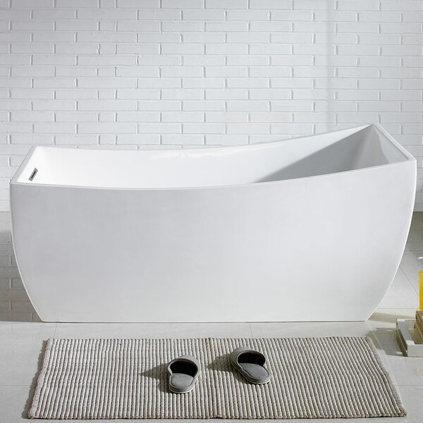 Luxor 66 x 31 Soaking Bathtub by Pacific Collection