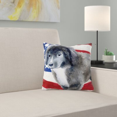 East Urban Homeyorkshire Terrier 2 Patriotic Indoor Outdoor Throw Pillow East Urban Home Size 18 X 18 Dog Breed Newfoundland Puppy Dailymail