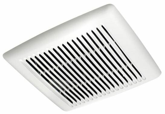 InVent Single-Speed 50 CFM Energy Star Bathroom Fan by Broan