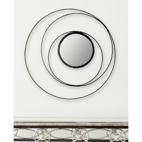 Madrigal Inner Accent Mirror by Brayden Studio