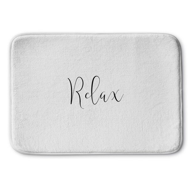 Relax Memory Foam Bath Rug by KAVKA DESIGNS