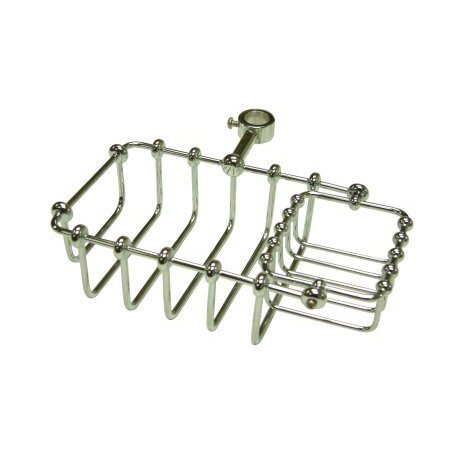 Vintage Shower Caddy by Elements of Design