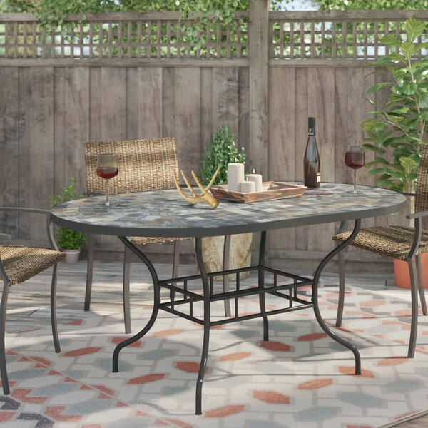 Sequoyah Oval Dining Table by Loon Peak