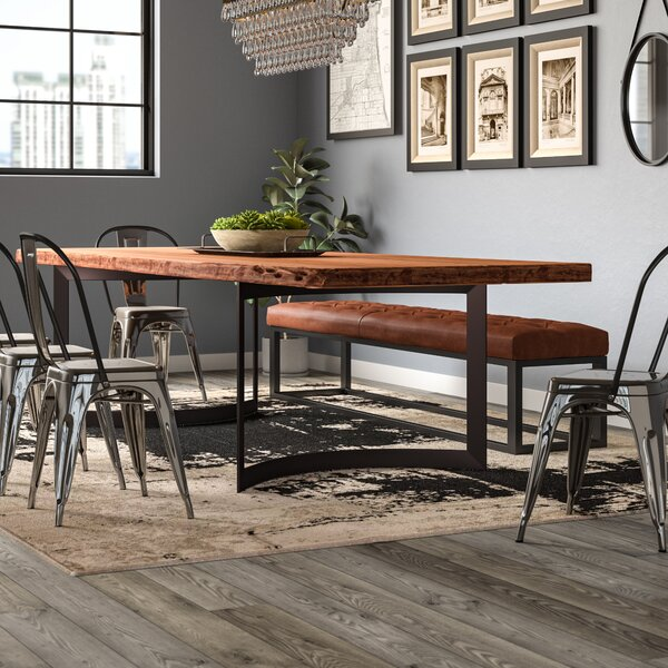 Amelia Dining Table by Modern Rustic Interiors
