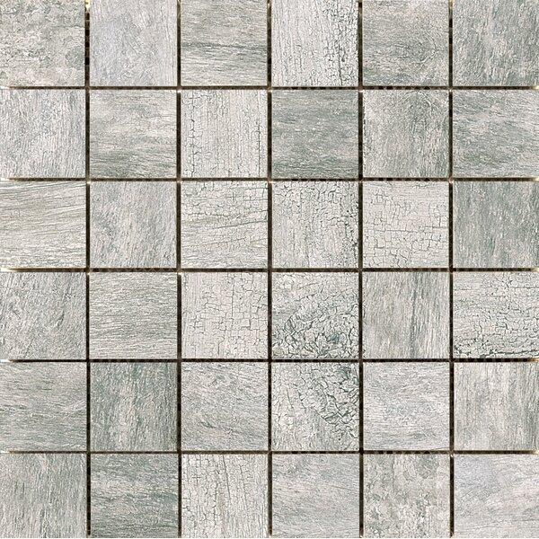 Zephyr 2 x 2 Ceramic Mosaic Tile in Draft by Emser Tile