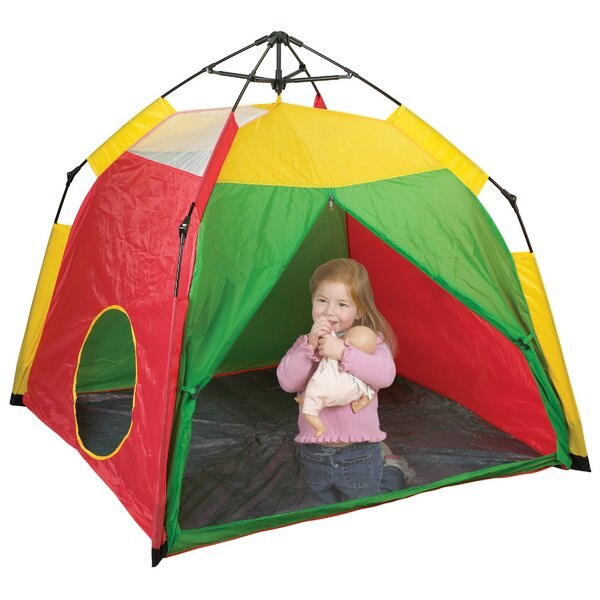 1 Touch Pop-Up Play Tent with Carrying Bag by Paci