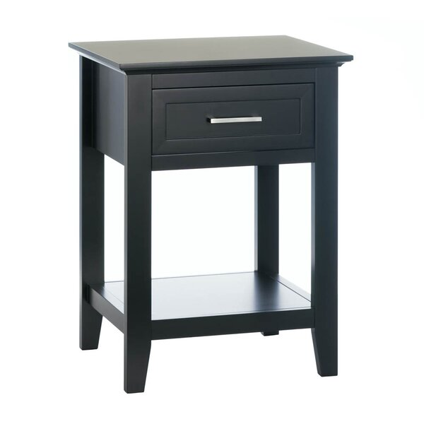 Levay End Table by Alcott Hill