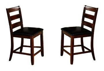 Lecroy Side Chair (Set of 2) by Millwood Pines