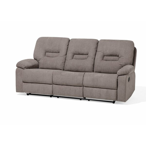 #2 Mount Barker 3 Seater Reclining Sofa By Red Barrel Studio Cheap