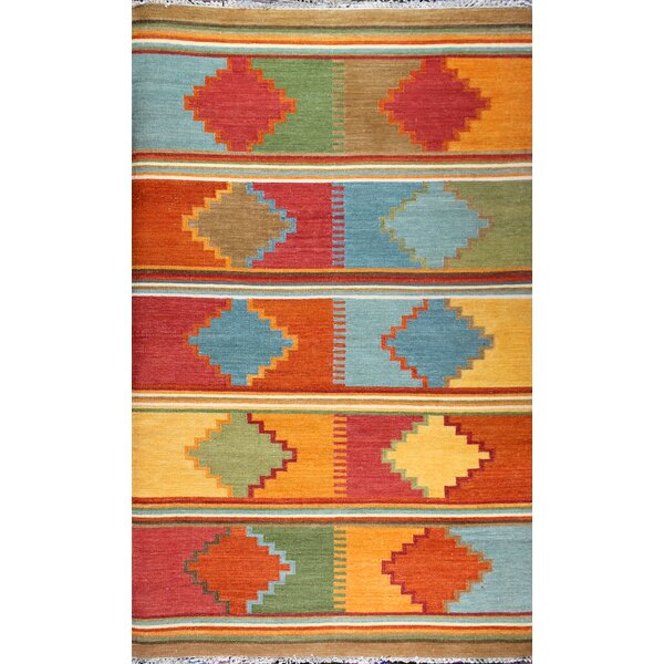 Yother Multi-colored Rug by Bloomsbury Market