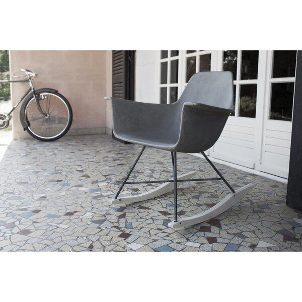Hauteville Rocking Chair by Lyon Beton