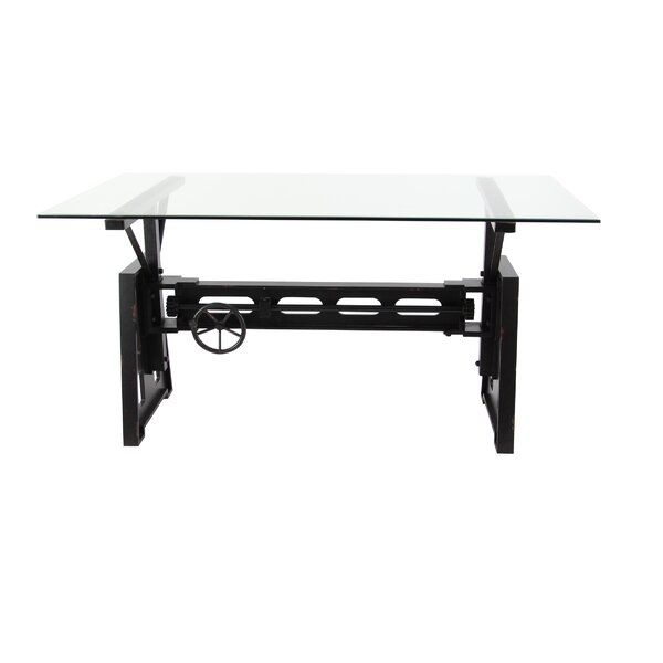 Labarge Modern Rectangular Solid Wood Dining Table by Williston Forge