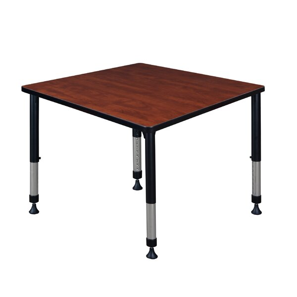 Leiser Height Adjustable 42 Square Activity Table