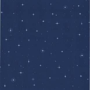 Kids World Starfleet Stars 33 X 205 Wallpaper