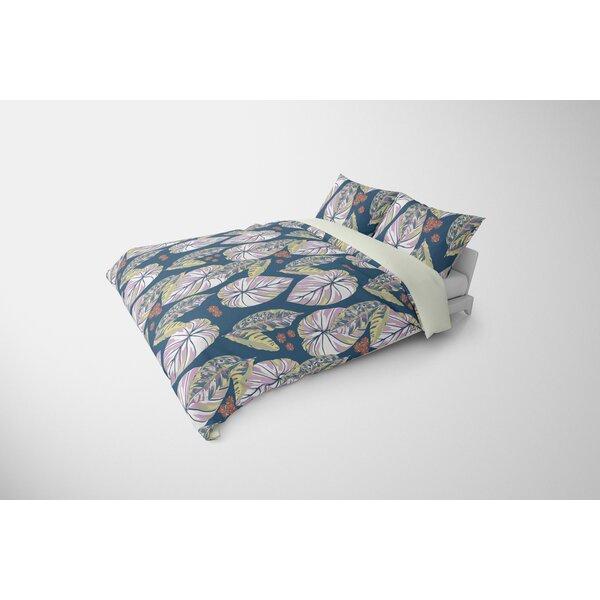 Paris Tropical Forest Plush Single Comforter