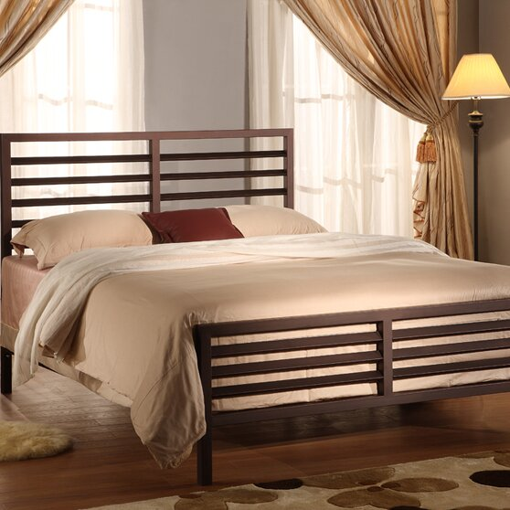 #2 Tubular Metal Bed By InRoom Designs Today Sale Only