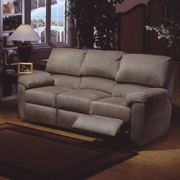 Vercelli Reclining 3 Piece Leather Living Room Set by Omnia Leather