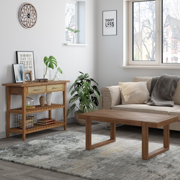 Hicklin 2 Piece Coffee Table Set By Millwood Pines