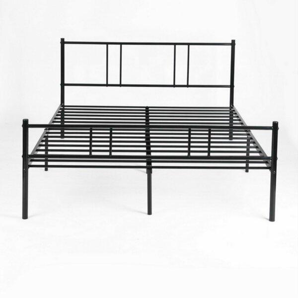 Metal Full Platform Bed by Latitude Run