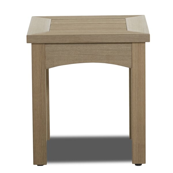 Lawson Manufactured Wood Side Table by Union Rustic