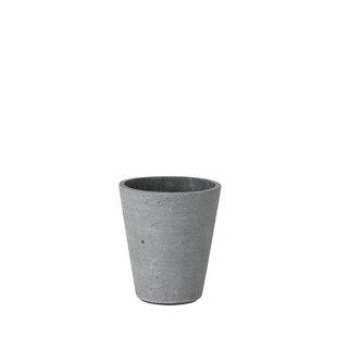 Coluna Flower Stone Pot Planter by Blomus