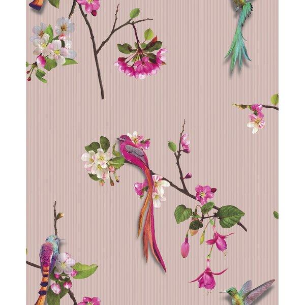 Pilou 33 L x 20.5 W Wallpaper Panel by World Menagerie