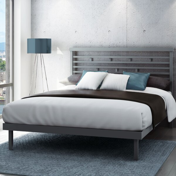Fobbs Platform Bed by Brayden Studio