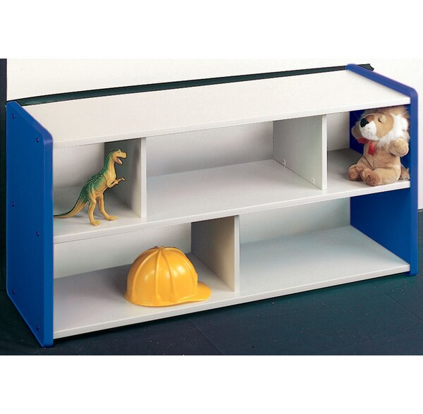 1000 Series 5 Compartment Cubby by TotMate