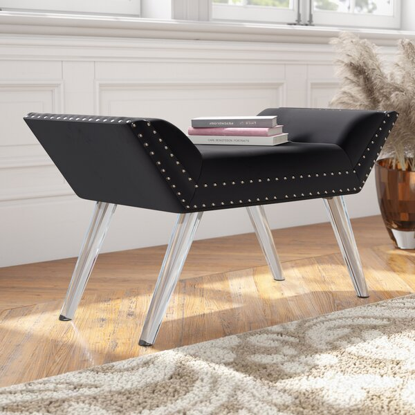 Bedel Upholstered Bench by Willa Arlo Interiors