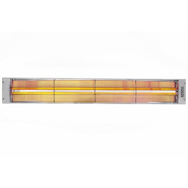 Cobalt 13,648 BTU Electric Mounted Patio Heater by Bromic