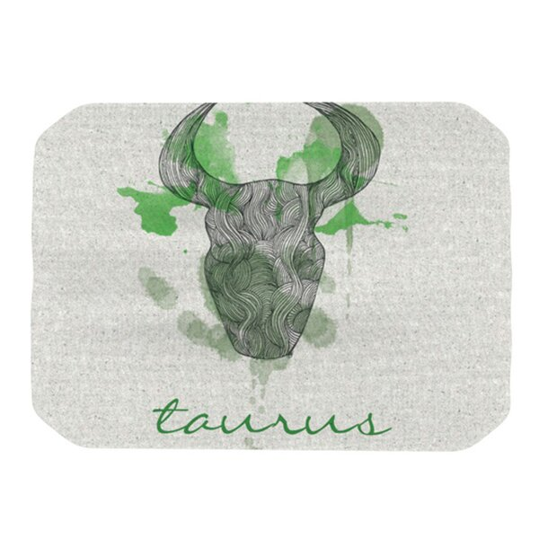 Taurus Placemat by KESS InHouse