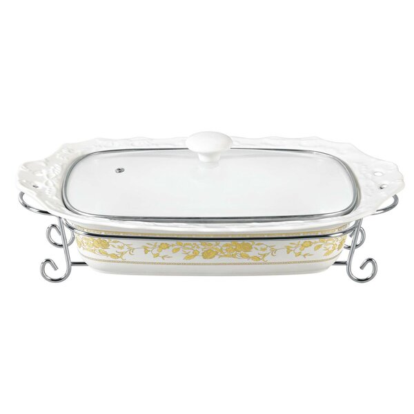 Rectangular Casserole by D'Lusso Designs
